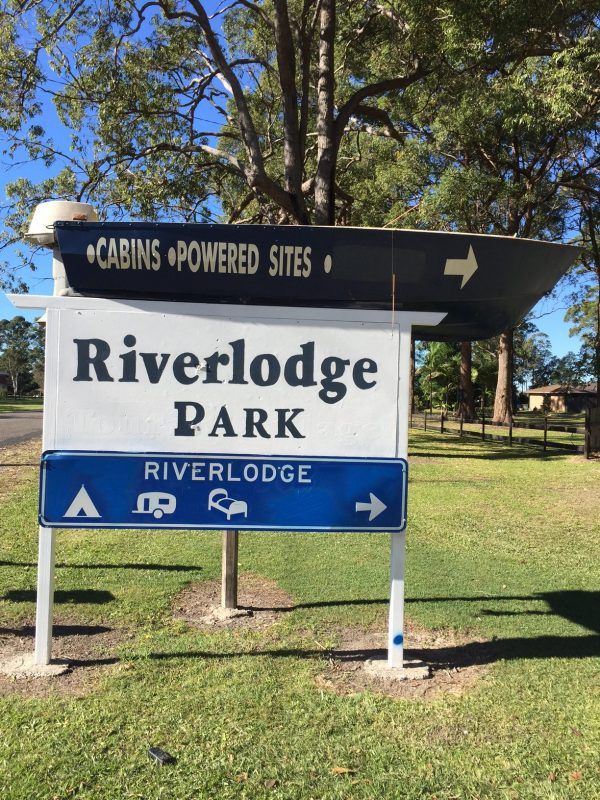 Welcome to Riverlodge Park